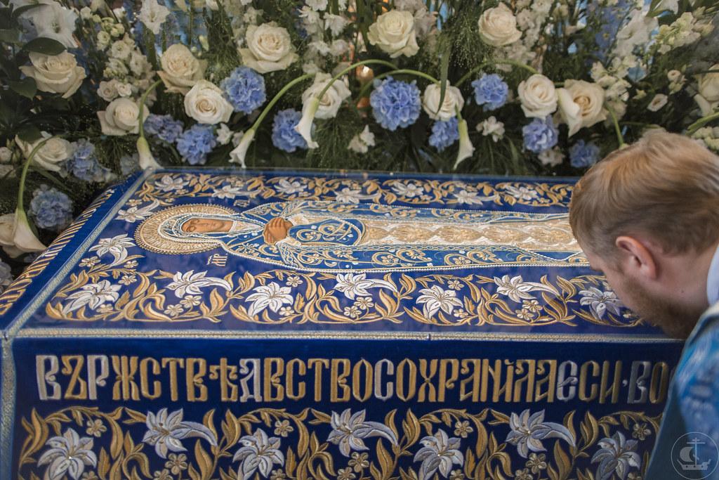 27-28 августа 2020, Успение Пресвятой Богородицы /  27-28 August 2020, The Dormition of the blessed Virgin Mary