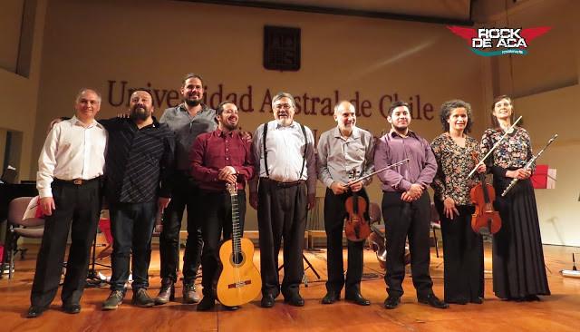 """Concierto final """"Los Docentes cantan a Víctor"""" - 27 de septiembre 2019."""