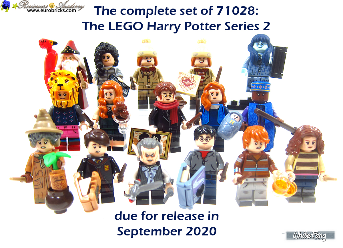 YOU PICK New Favs! Lego 71028 Harry Potter Collectible Minifigures Series 2