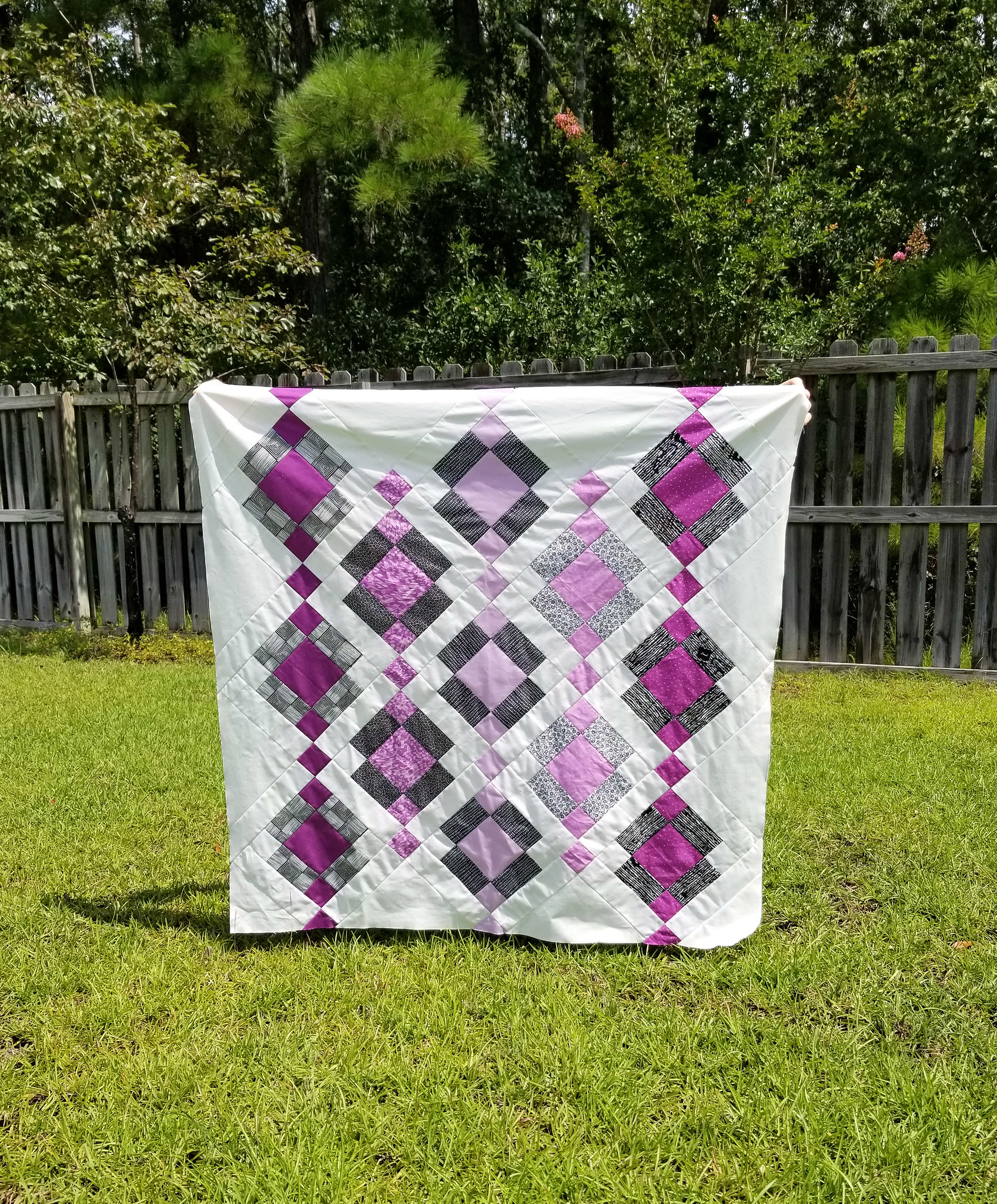 Jeanine's Kelly Quilt