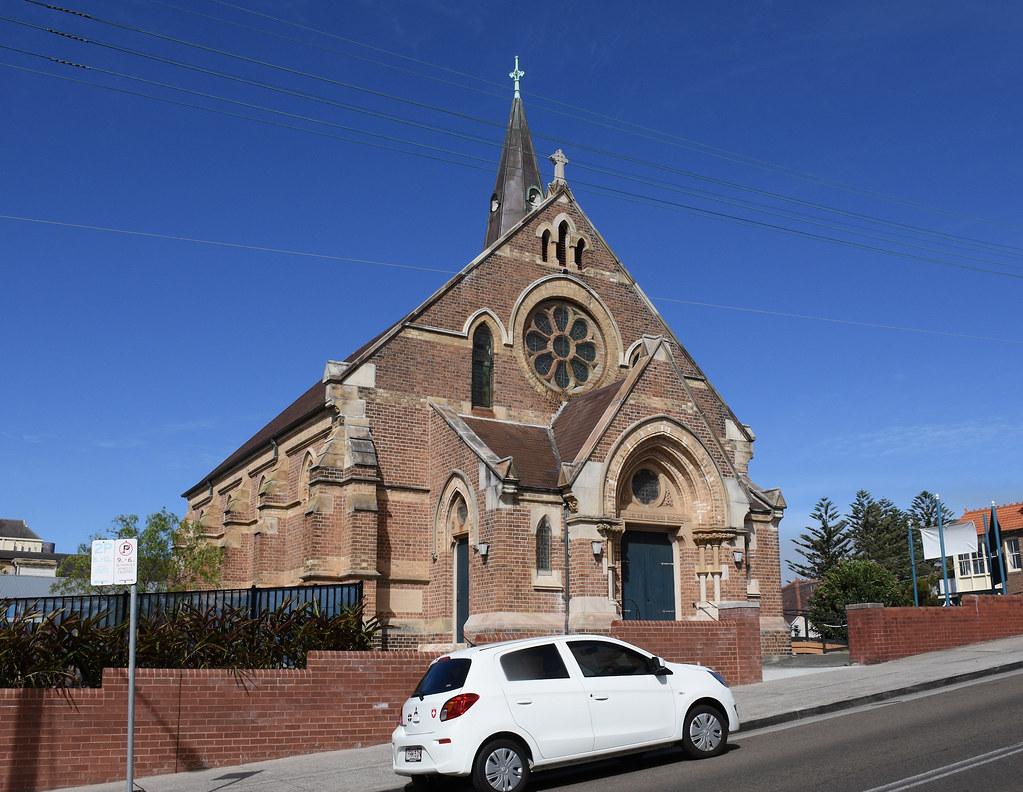 St Nicolas Anglican Church, Coogee. Sydney, NSW.