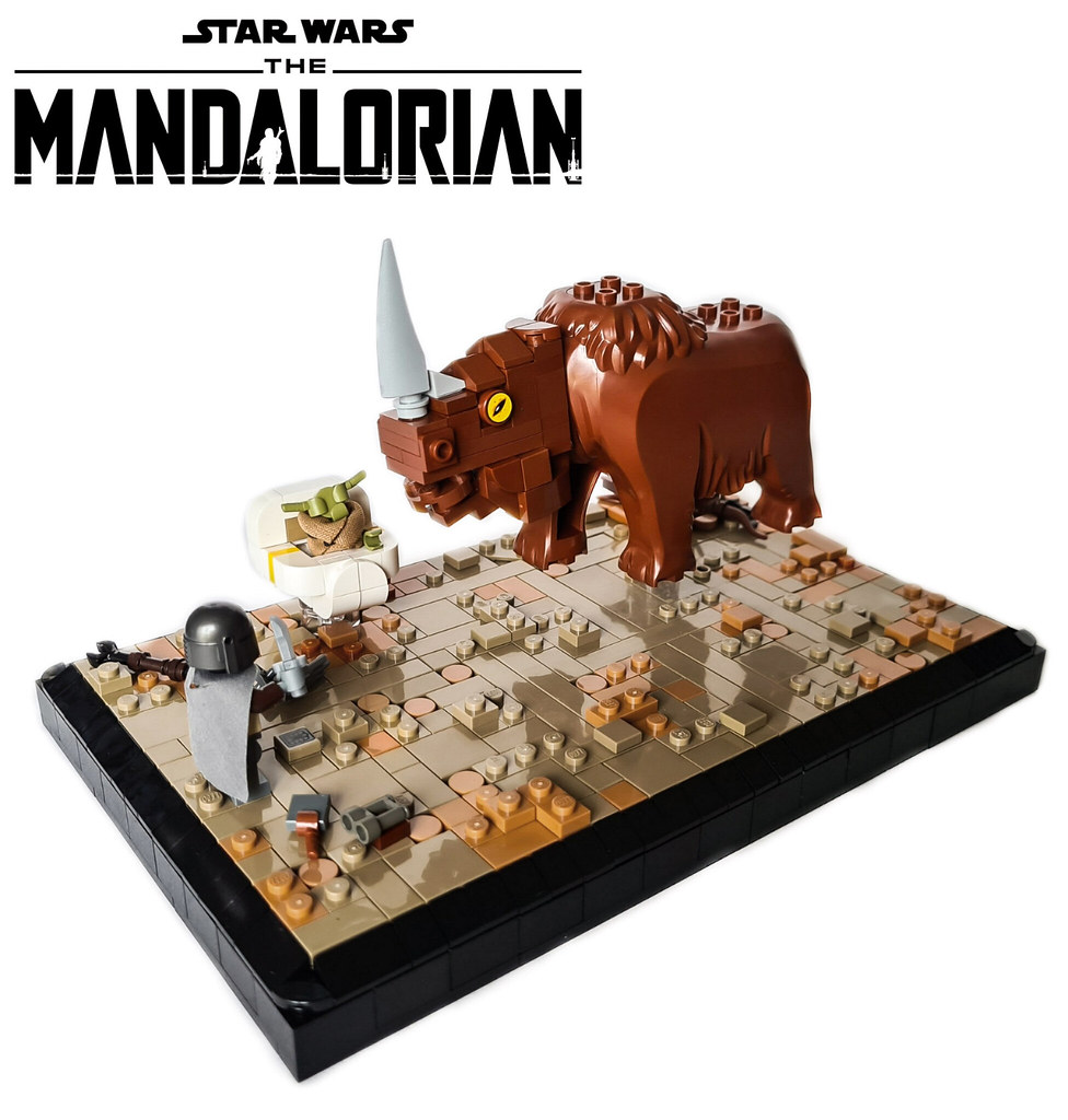 Star Wars THE MANDALORIAN - The Mudhorn