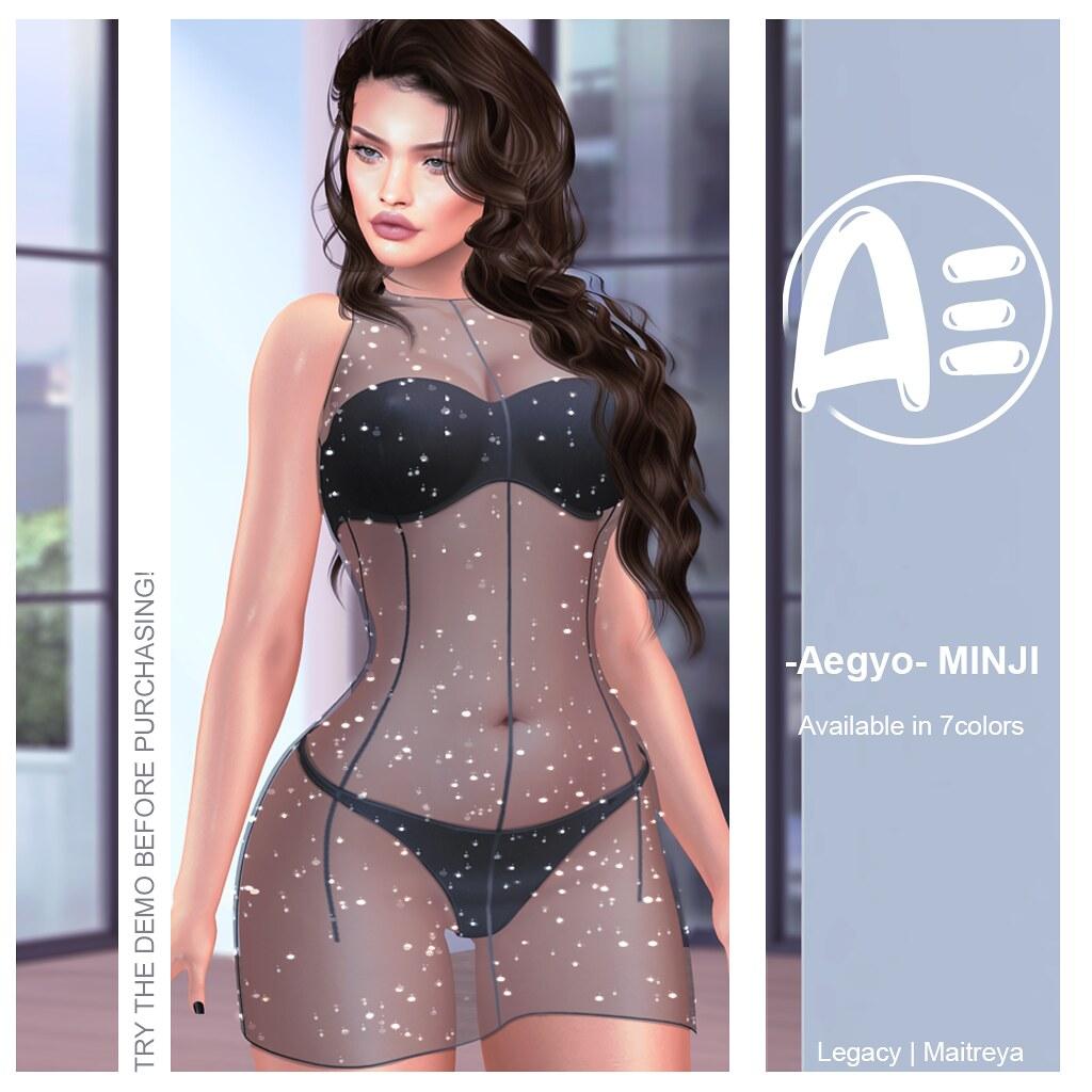 -Aegyo- Minji @Kinky Monthly Event