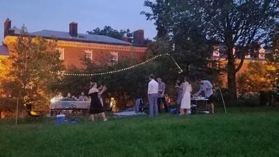 Wedding Picnic at the Park