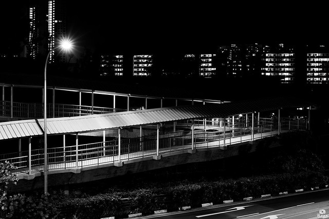 A ramp for pedestrians - Clementi, Singapore