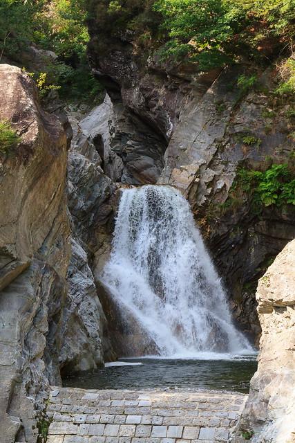 La Cascata della Boggia