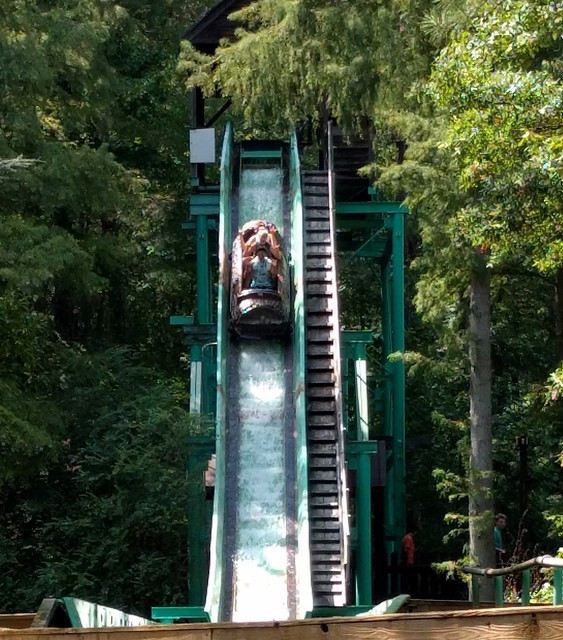 Kings Dominion - Shenandoah Lumber Company
