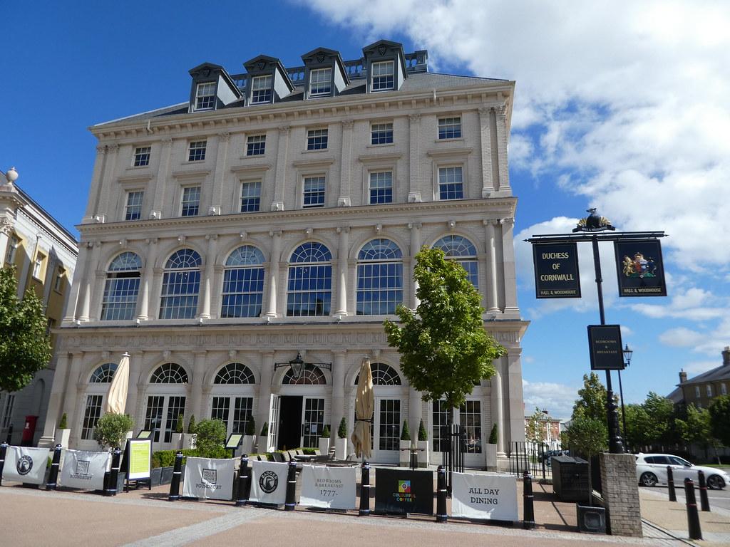 Prince of Wales Hotel, Poundbury