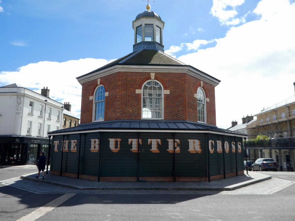 The Butter Cross, Poundbury