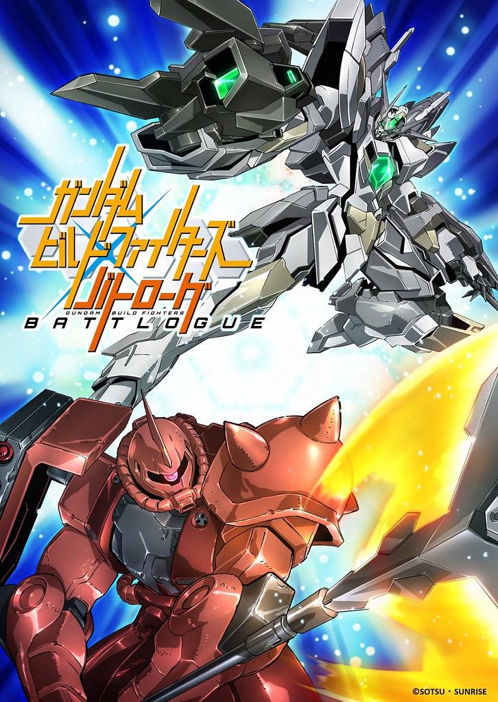 《鋼彈創鬥者潛網大戰 對戰風雲錄》預計今年 11 月播出!