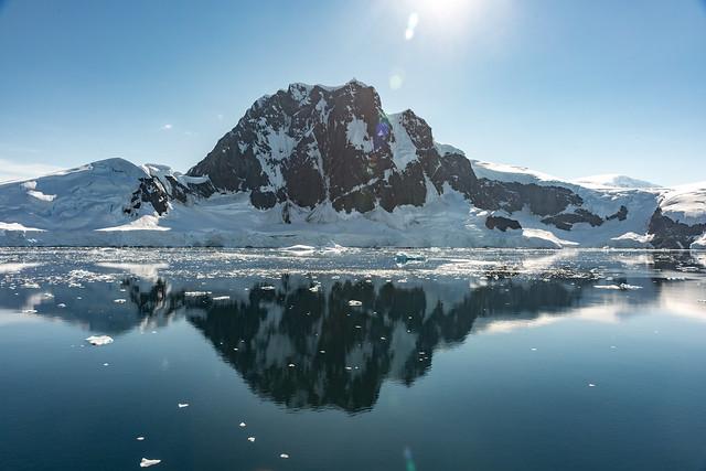 Reflections in Antarctica