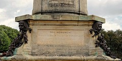 The Gower Monument. Stratford-upon-Avon. Aug 2020