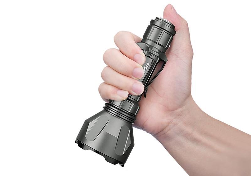 Olight Warrior X Turbo-Gunmetal Grey-17