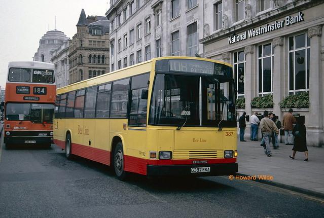 Bee Line 387 (G387 EKA)