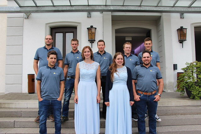 Gruppenfotos Meisterprüfungen 2020