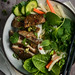 Vietnamese Grilled Pork rice noodle salad