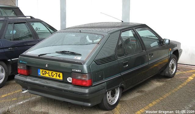 Citroën BX 16 TGI Progress 1993