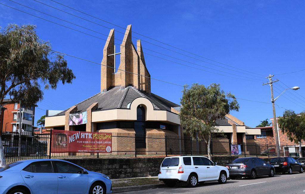 Holy Trinity Anglican Church, Kingsford. Sydney, NSW.