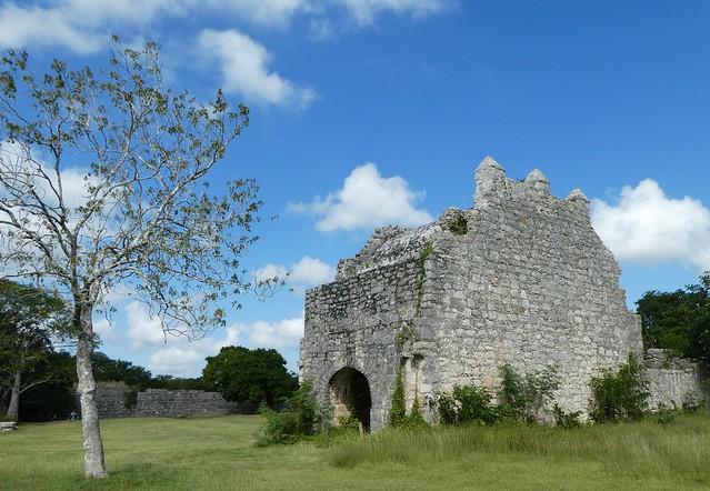 Dzibilchaltún - Open Chapel