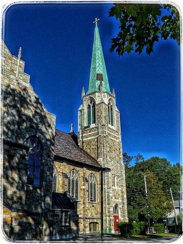brunswickmaine panasoniclumixfz300 stjohnthebaptistcatholicchurch snapseed churches