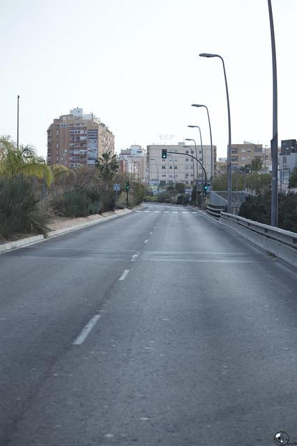 Álbum de confinamiento. 18:03 J 19-03-20. Almería.