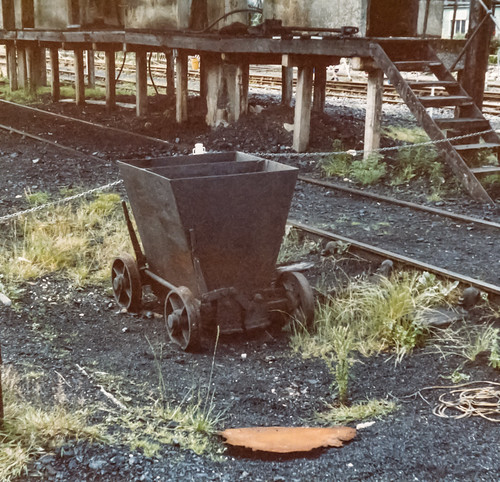 Carnforth coal hopper
