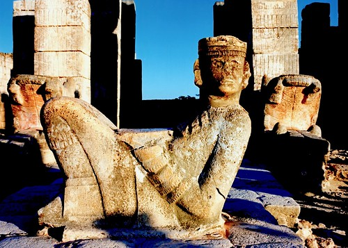 Chichén Itzá - 1000 Columns - 7785
