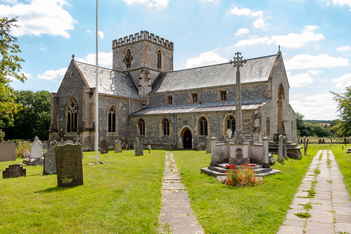 church greatbedwyn wiltshire warmemorial cross listed building tower graveyard paving footpath landscape remembrance poppies norman architecture explore