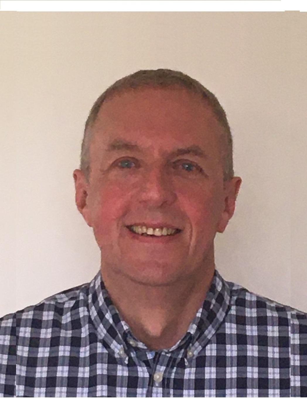 Photo of Prof David Tosh