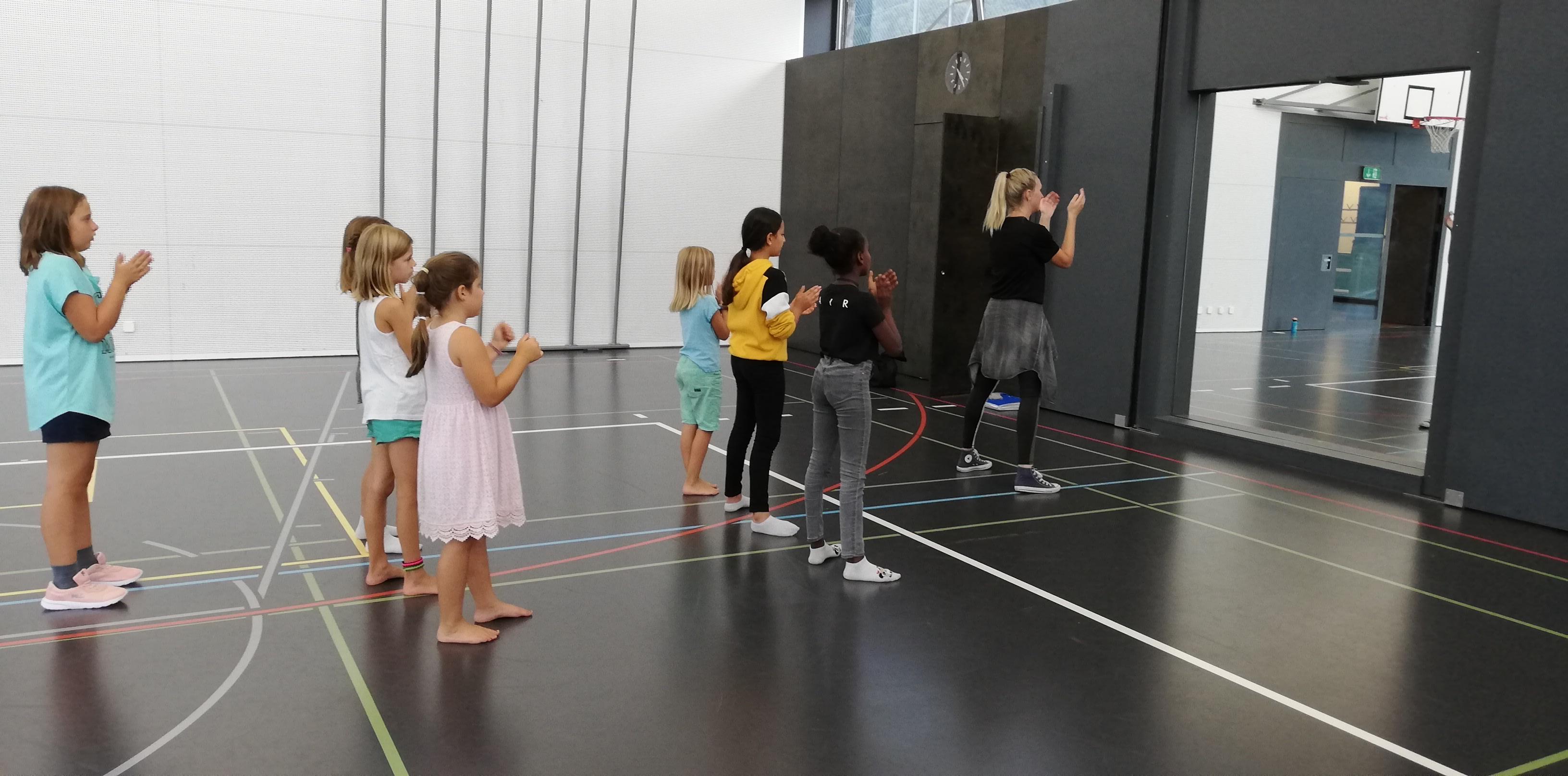 Tanzen mit Patricia in Lauerz