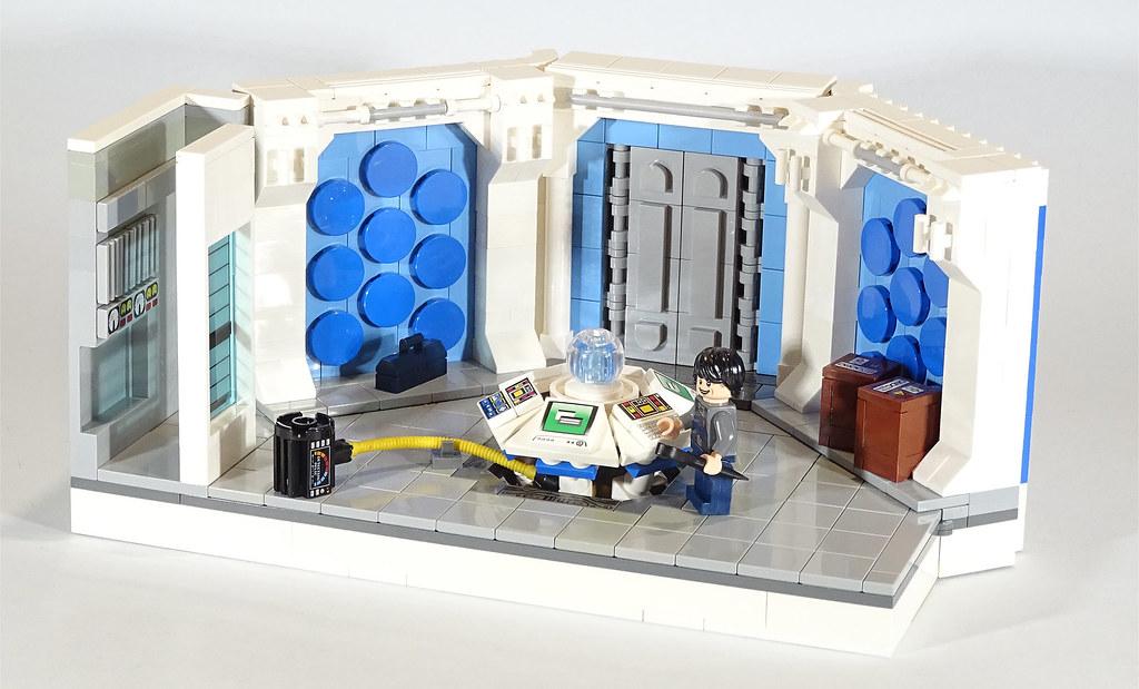 Drax's TARDIS