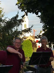 Ständli Coop / Il duetto, Glattfelden, 8.7.2020