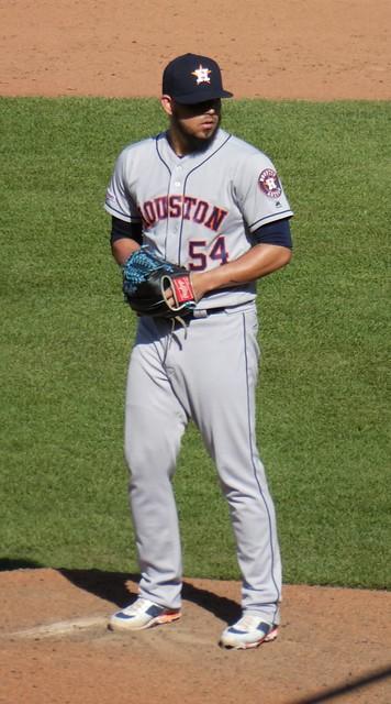 Houston Astros at Camden Yards - August 2019