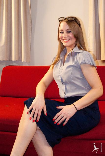 Sophia Rae. MILF as seen on TV