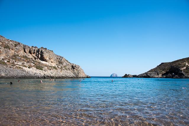 Melidoni beach - Cythera