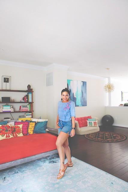 Summer Denim Shorts Tanvii.com