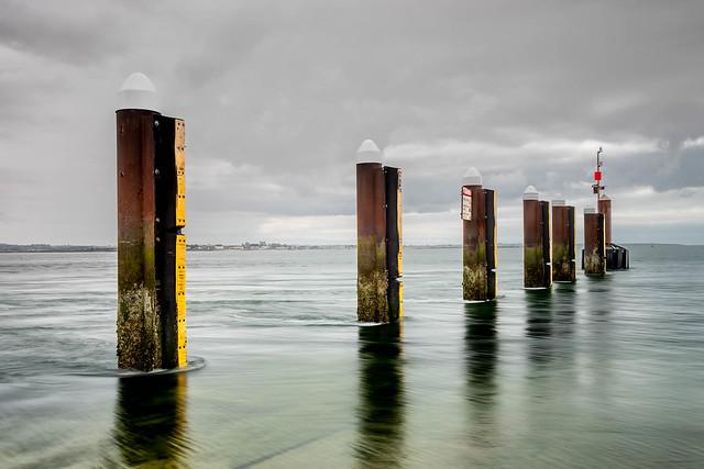 Greenore jetty