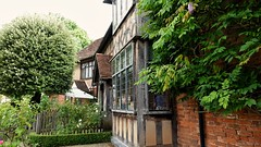William Shakespeare's Birthplace. Rear [03]. Aug 2020