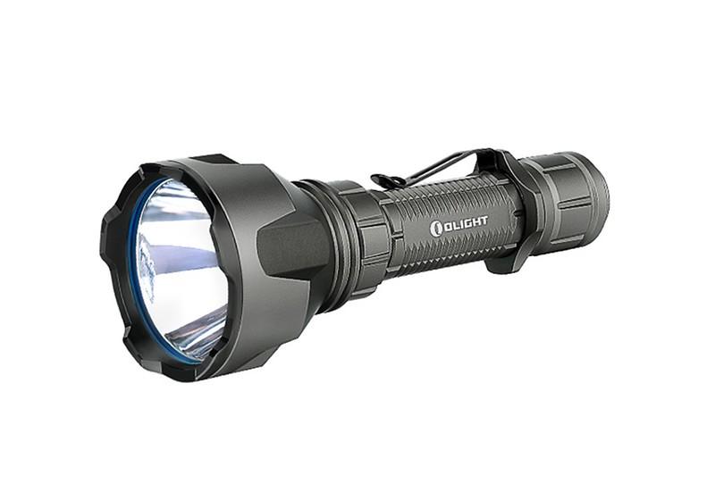 Olight Warrior X Turbo-Gunmetal Grey-12