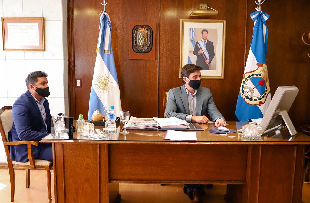 2020-08-28 Videoconferencia con Ministerio de Trabajo de Nación