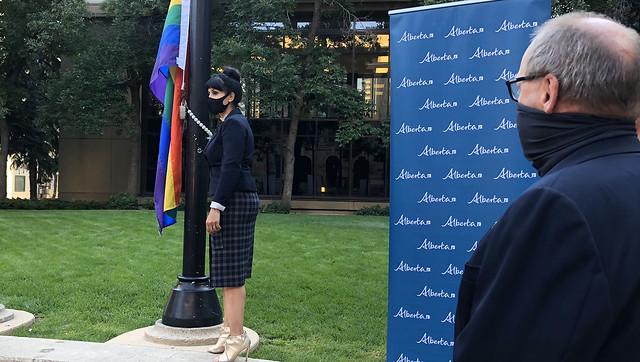 Celebrating Calgary Pride Week
