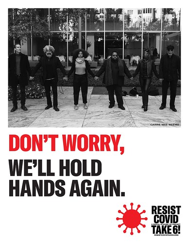 Resist COVID Take 6!  - Hold Hands