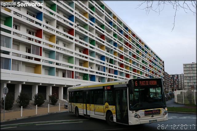 Heuliez Bus GX 337 – RTCR (Régie des Transports Communautaires Rochelais) / Yelo n°582