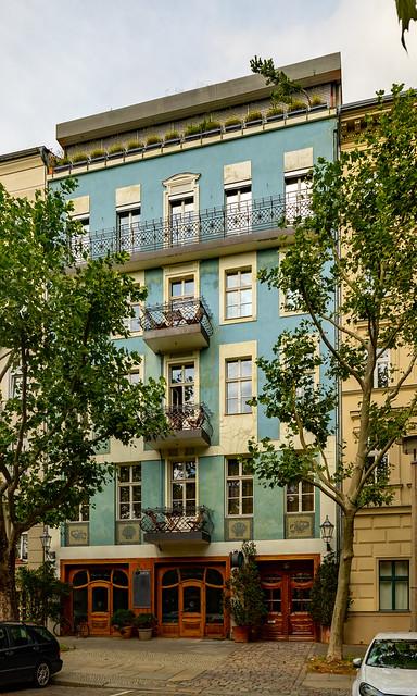 Haus Belforter Straße 24