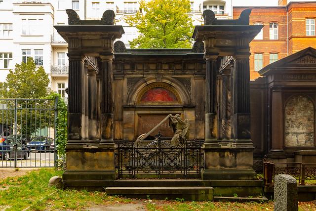 Grabstätte der Familie Riedel