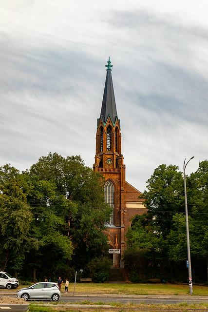 Die St.-Bartholomäus-Kirche