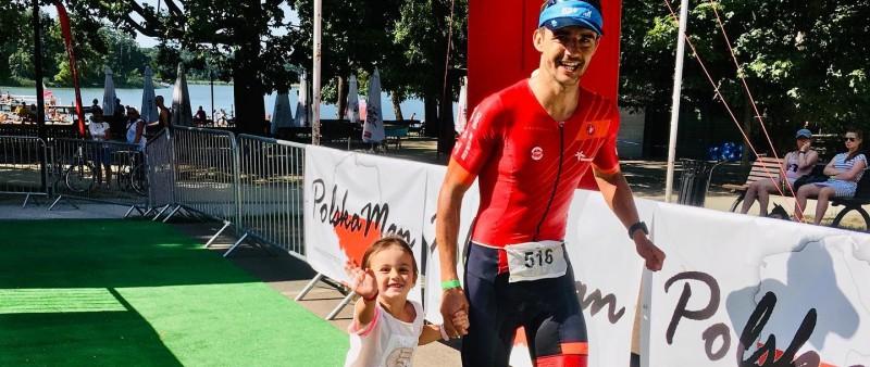 Jílek díky skvělému supportu vybojoval druhé místo v Polskamanovi