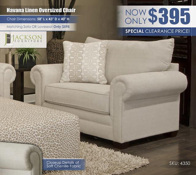 Havana Linen Oversized Chair_4350