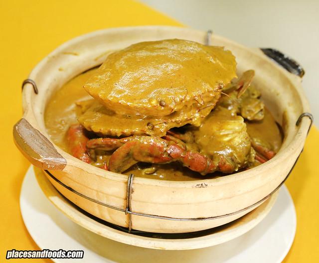 kungfu crab klang curry crabs