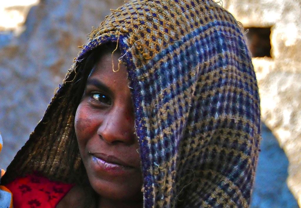 India- Gujarat- Chandrana village